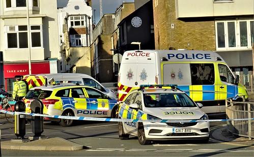Incident, Brighton.