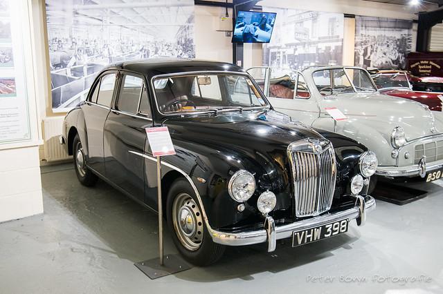 MG Magnette ZA - 1955