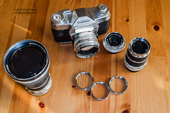 Voigtländer Bessamatic & Lenses