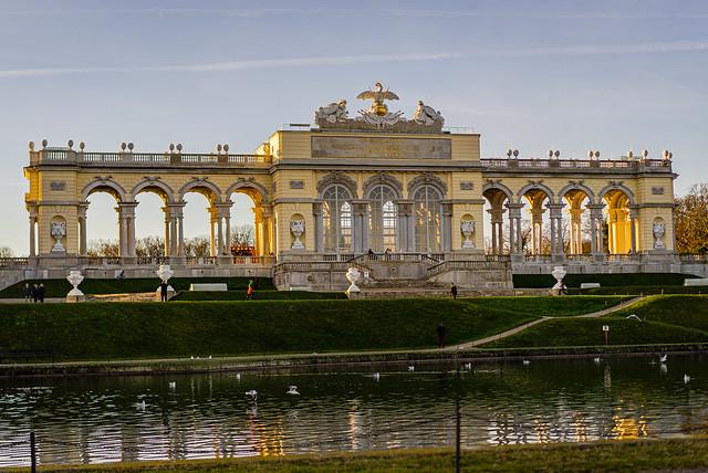 Schönbrunn-Gloriette