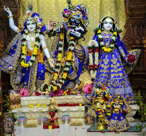 ISKCON GEV Wada Deity Darshan 10 Dec 2019