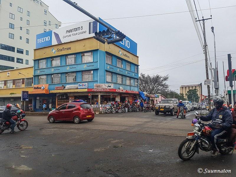 Arusha, Sokoine Road