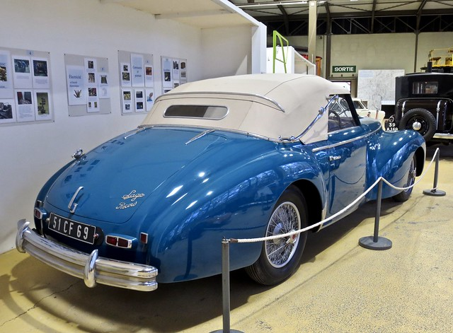 1951 TALBOT-LAGO Record T26 Cabriolet Dubos