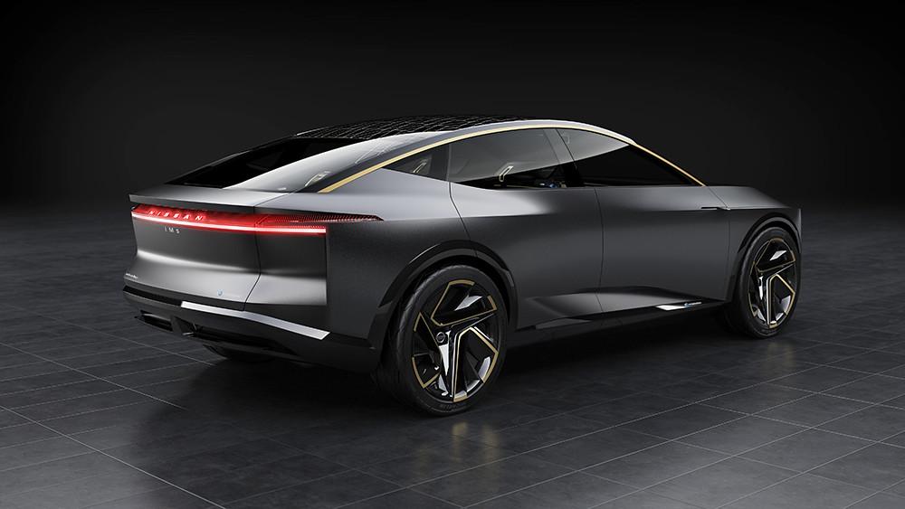 Embargoed until 14 Jan 2019 at 1040am EST – Nissan IMs Concept – Exterior Photo 02-source