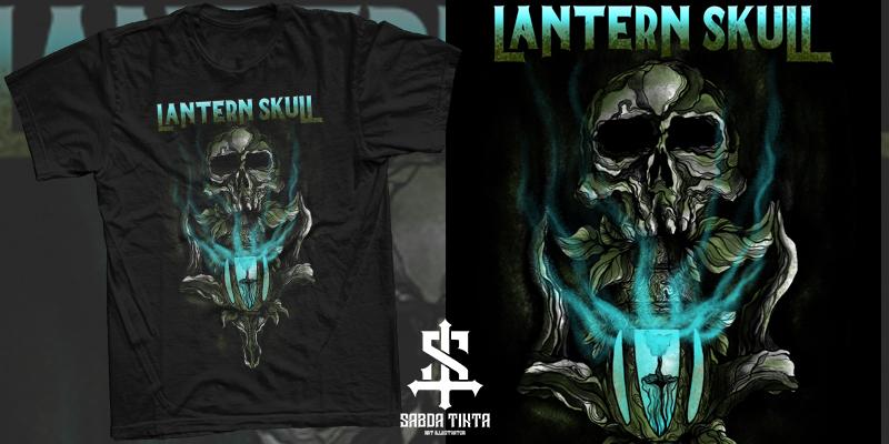 lantern skull 2