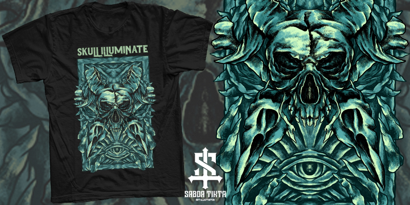 skull illuminate new