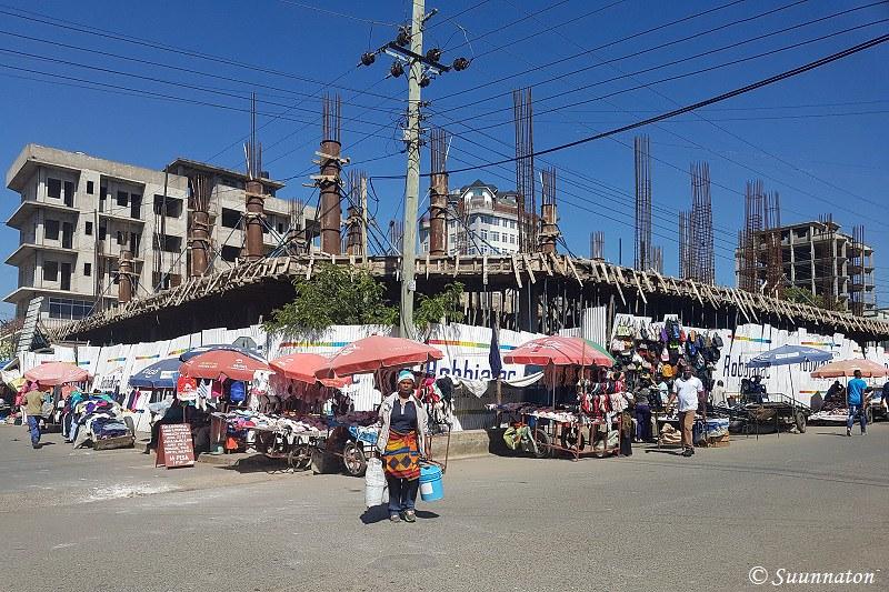 Arushan kadulla