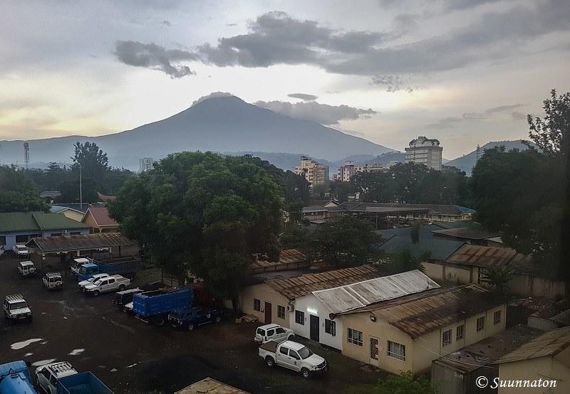 Arusha, Mt Meru