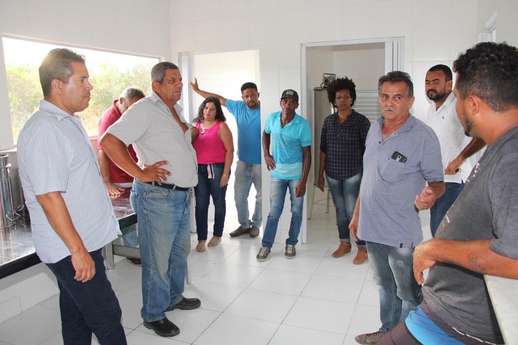 Alcobaça entrega kit apicultura e CARCEFIR na comunidade da Igrejinha (17)