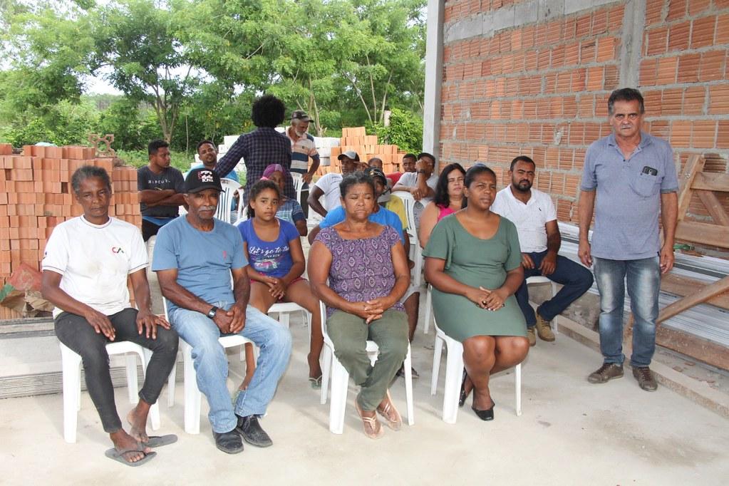 Alcobaça entrega kit apicultura e CARCEFIR na comunidade da Igrejinha (2)