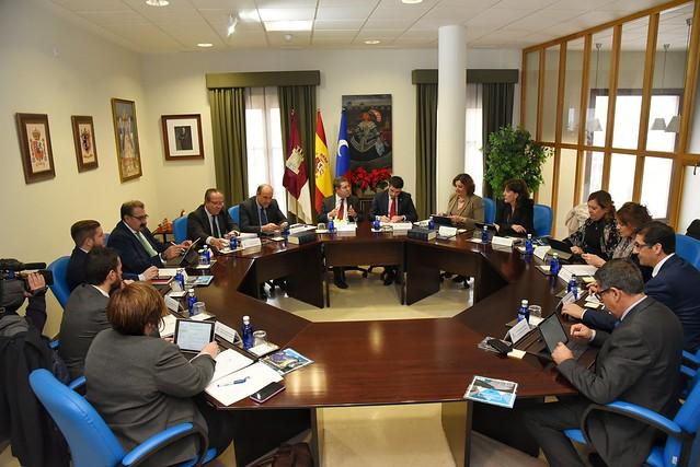 Consejo de Gobierno itinerante en Campo de Criptana