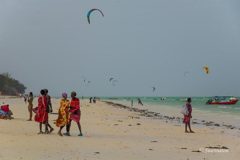 Paje Beach, Sansibar
