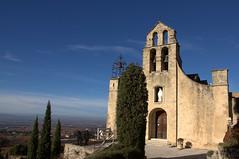 Gigondas - Eglise Sainte Catherine d'Alexandrie