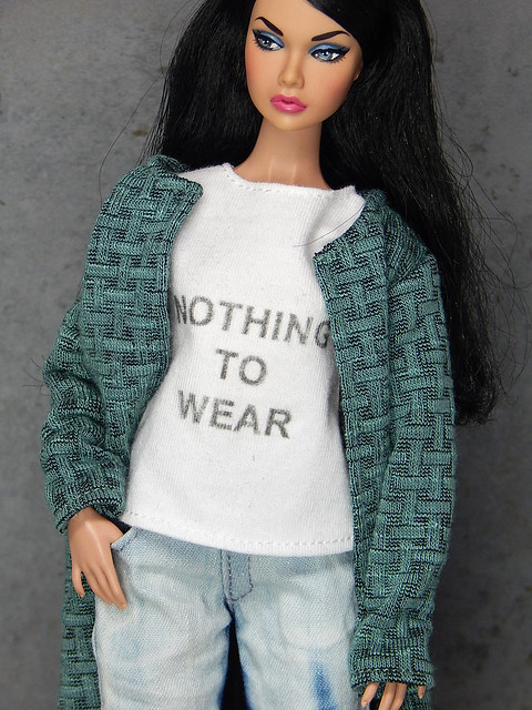 Comfy Winter - Nothing to wear