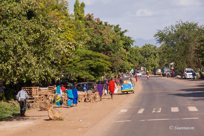 Mto wa Mbu, Tansania (1)