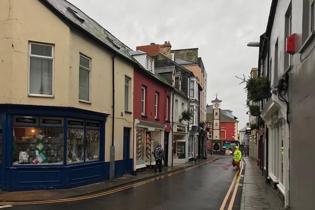 Cloc bach Aberystwyth