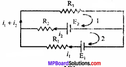 MP Board 12th Physics Important Questions Chapter 3 Current Electricity - 10