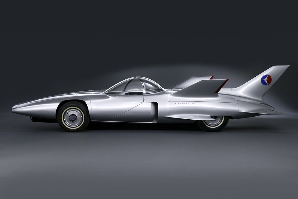 1958 GM Firebird III Motorama Dream Car