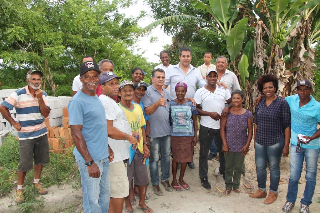 Alcobaça entrega kit apicultura e CARCEFIR na comunidade da Igrejinha (12)