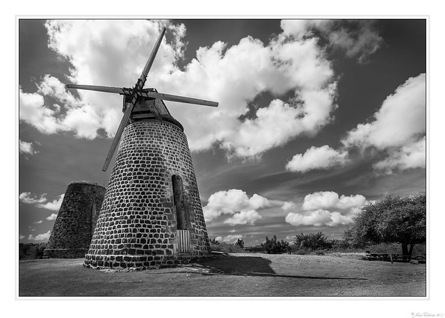 Wind Mill at Betty's Hope