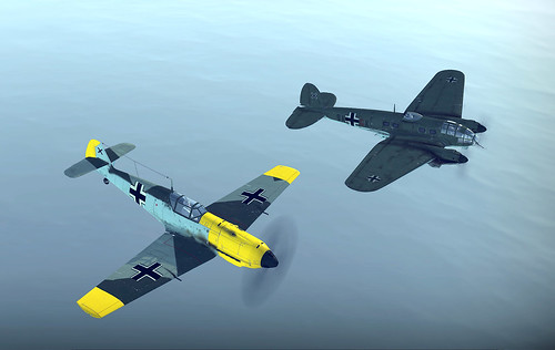 Wings of Prey (PC) - Messerschmitt Bf-109