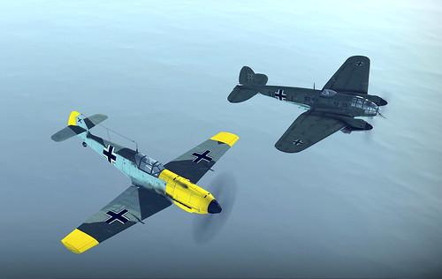 Wings of Prey (PC) - Messerschmitt Bf-109