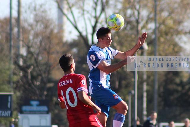 RCD Espanyol B - Hércules