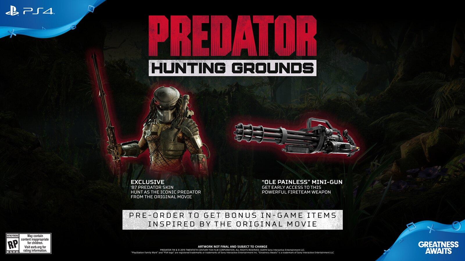 Terrain de chasse aux prédateurs - Édition collector 02