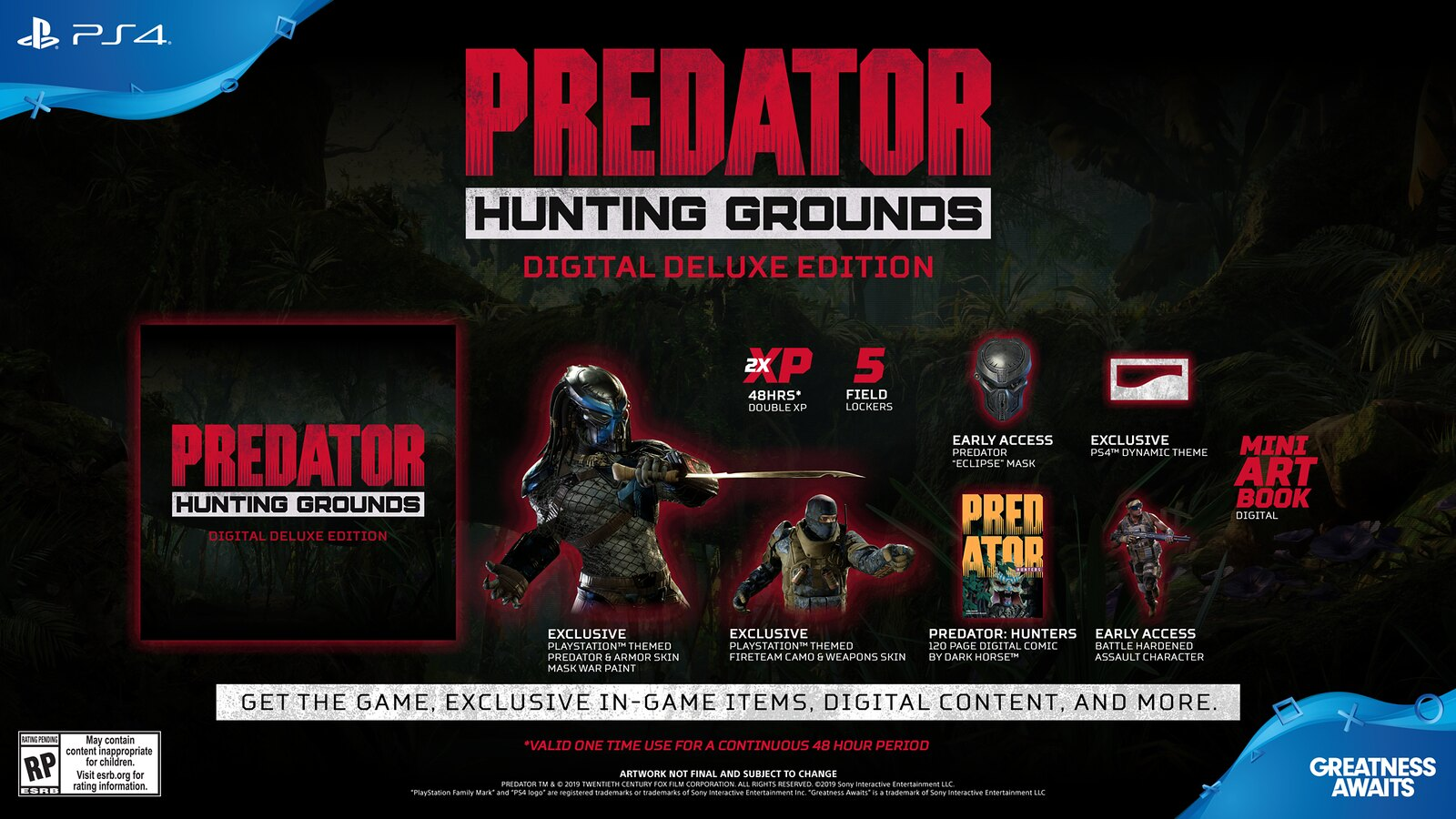 Predator Hunting Grounds - Collector's Edition 01