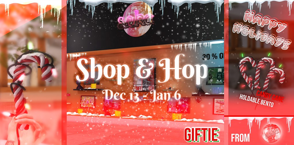 Winter Shop & Hop 2019