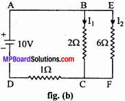 MP Board 12th Physics Important Questions Chapter 3 Current Electricity - 15