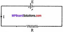 MP Board 12th Physics Important Questions Chapter 3 Current Electricity - 8