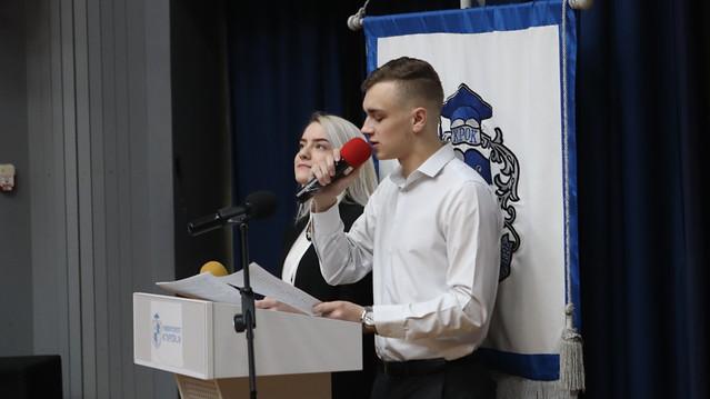 Вручення залікових книжок для першокурсників / КЕПІТ / 09.12.2019