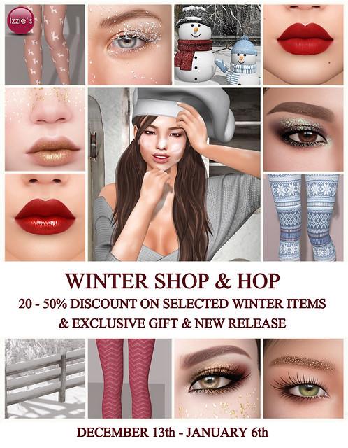 Winter Shop & Hop Preview