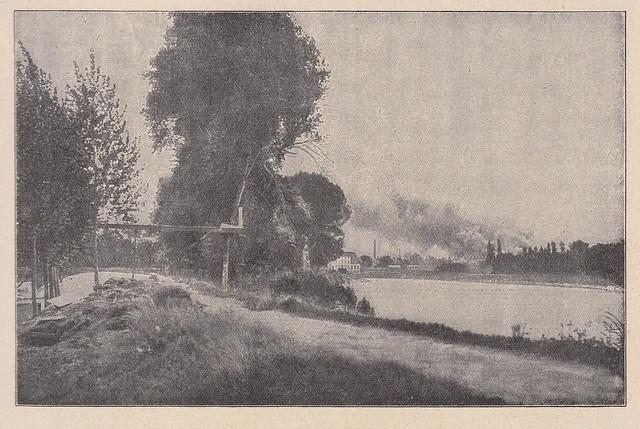 Antwerp is burning 1914
