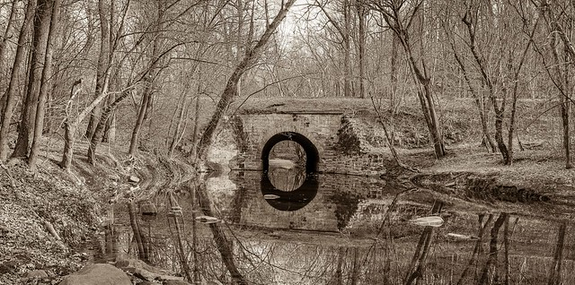 Historic Culvert 69 (Little Monocacy Creek)
