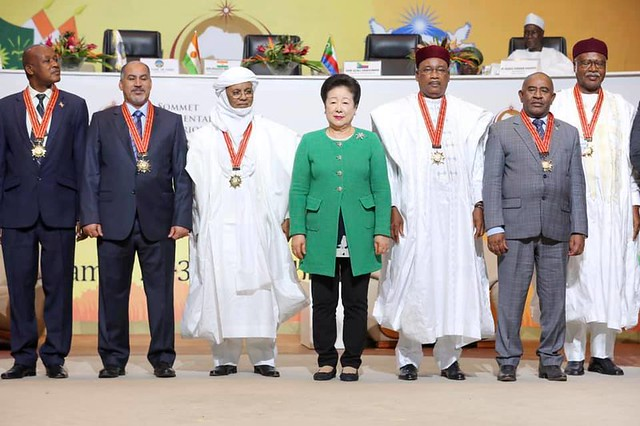 Niger-2019-11-30-First Africa Continental Summit Concludes in Niger
