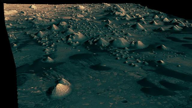 Western Arabia Terra - Mars in Hi Res21k