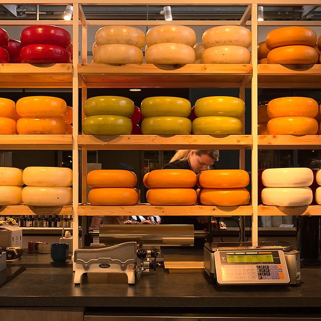 tasty cheeses