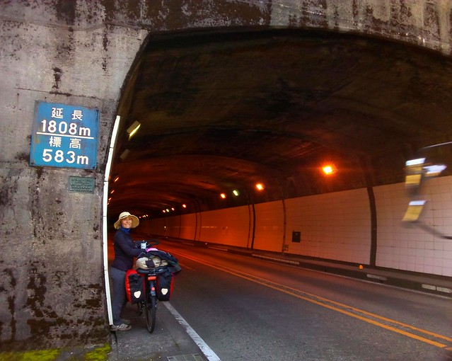 An 1800m tunnel to take us from Kumamoto Prefecture to Miyazaki Prefecture by bryandkeith on flickr