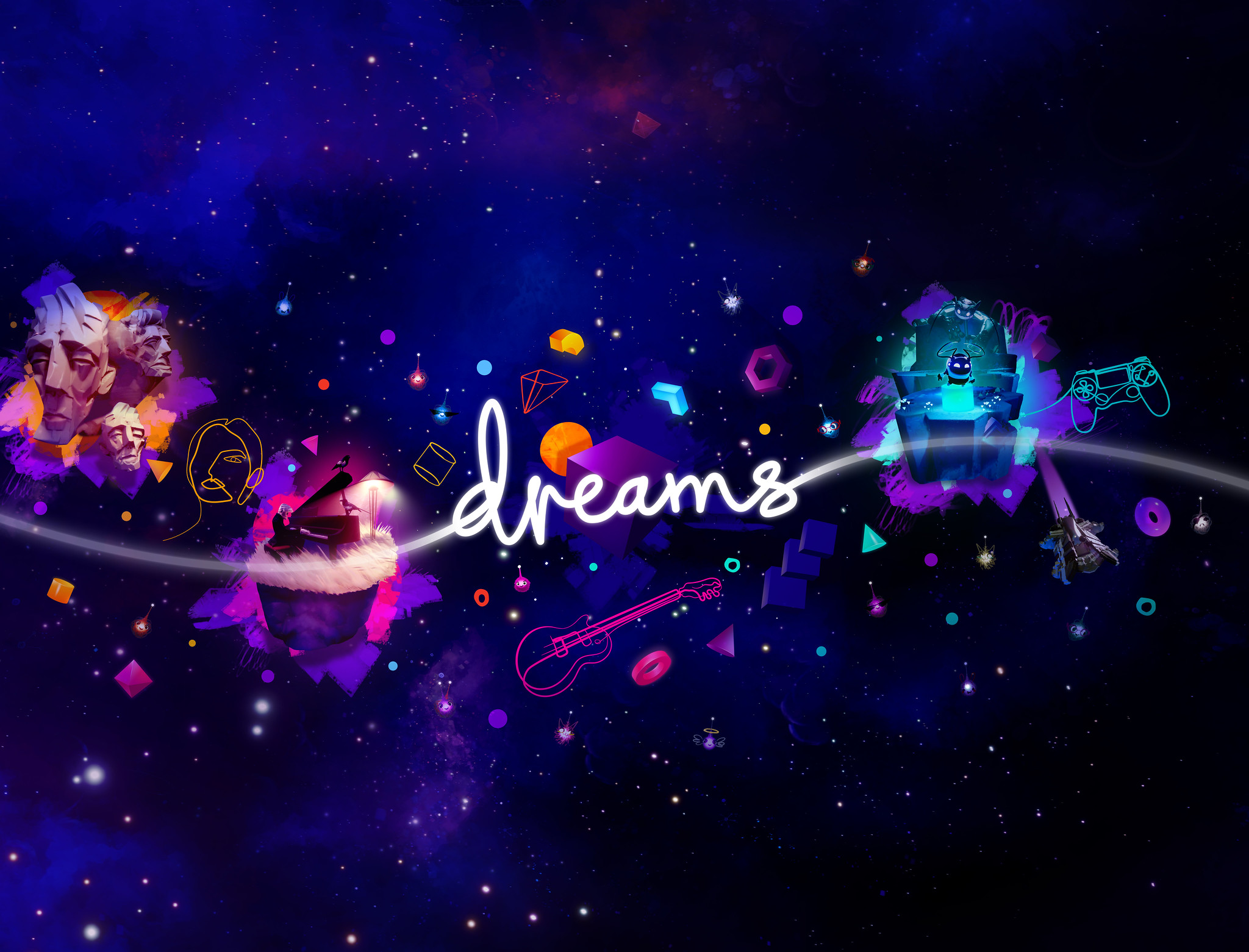 Dreams on PS4