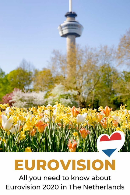 Eurovision 2020 The Netherlands | All you need to know about the Eurovision Song Contest in Rotterdam, The Netherlands