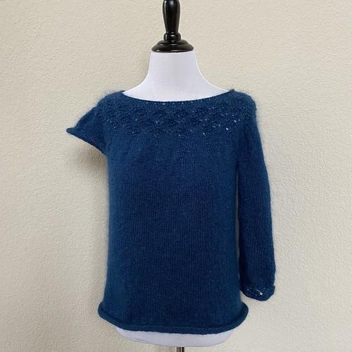 Scéal Grá pullover
