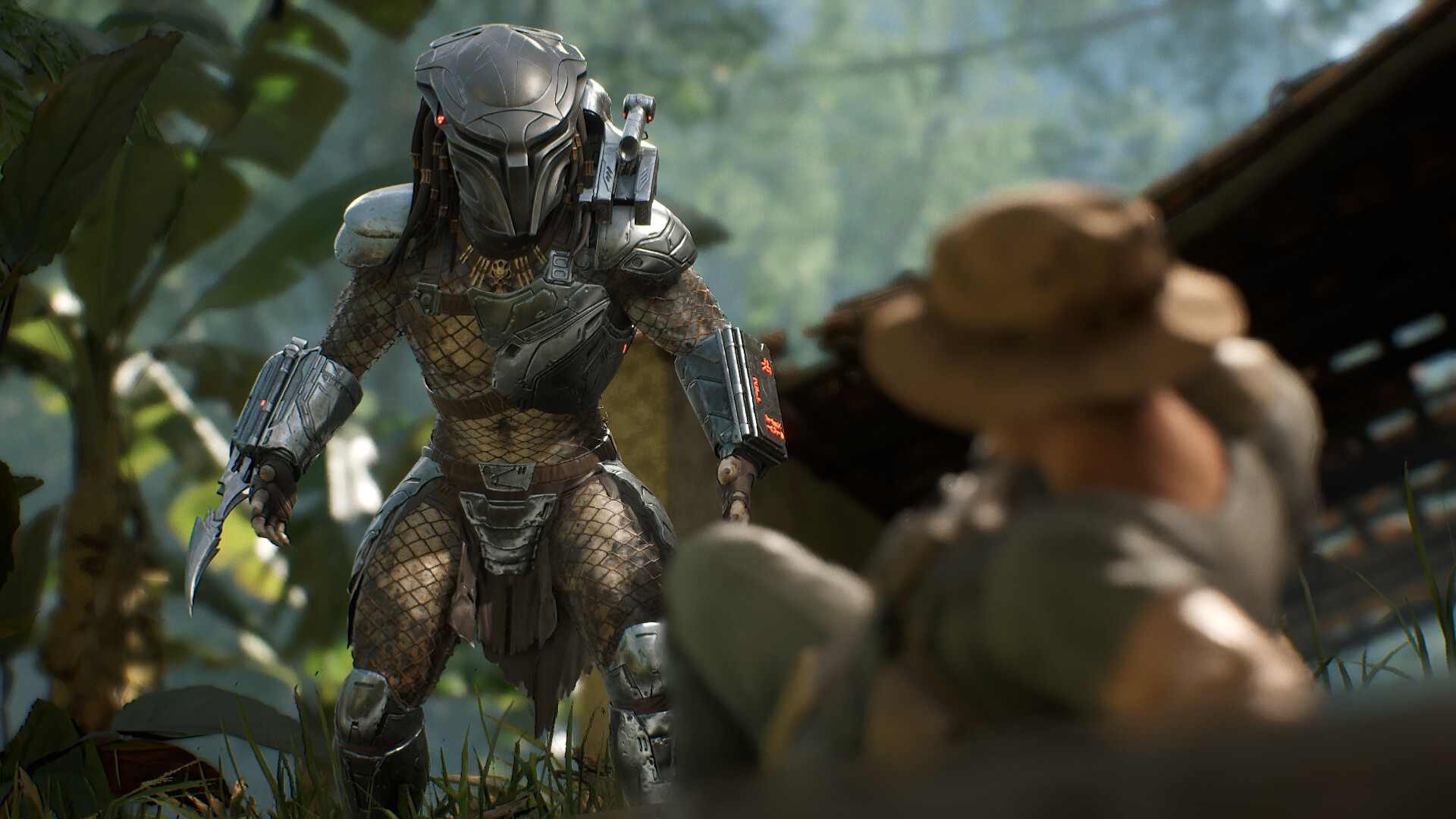 Hunting Grounds 'secrets' and confirms release date — Sony reveals Predator