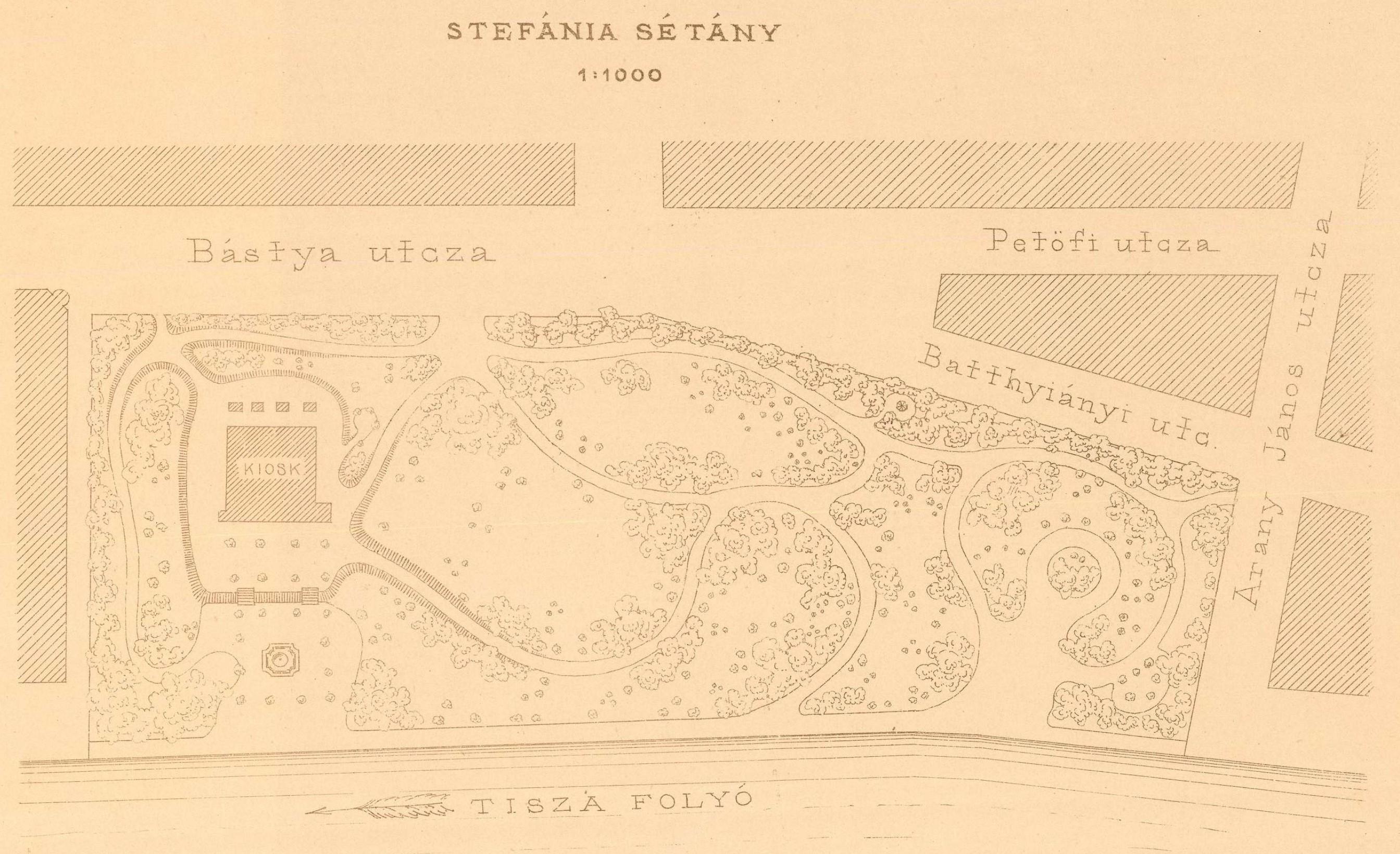 Gyönyörű rajzokon az újratervezett Szeged