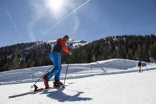 Test skialpových lyží 2019/2020