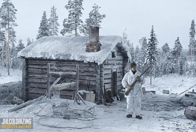Winter War, 1940