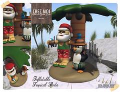 Tropical Santa CHEZ MOI