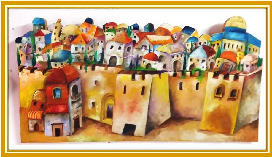 נורה קובה אמנית מודרנית