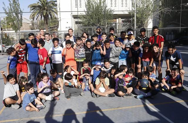 #EnTerreno : Cierre Talleres Deportivos Cordesan